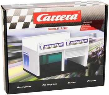 Carrera Boxengasse
