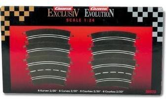 Carrera Exclusiv/Evolution - Kurven 2/30 (20572)