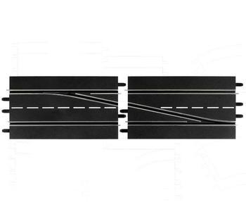 Carrera Digital 132 - Weiche, rechts (30345)