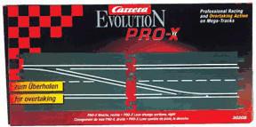 Carrera Pro-X Weiche, rechts (30308)