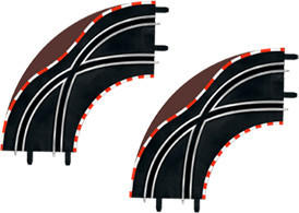 Carrera Digital 143 - Spurwechselkurve K1/90 (61655)