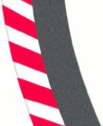 Carrera Außenrandstreifen für Kurve 2/30 (20562)