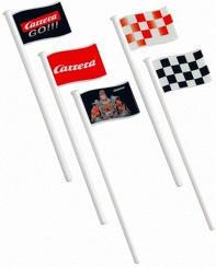 Carrera Go!!! - Deko-Flaggen (61650)