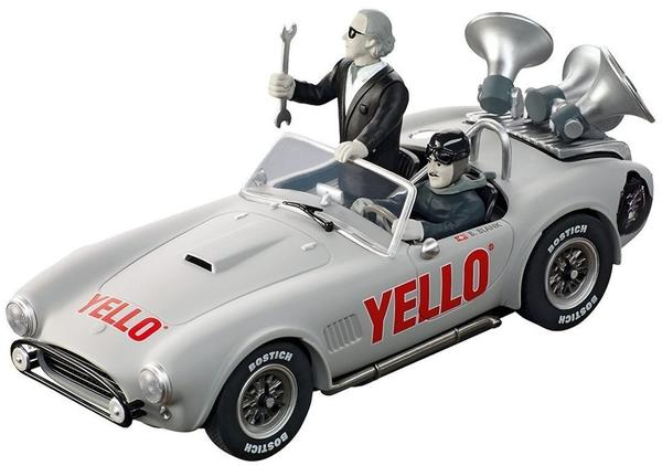 Carrera Digital 132 - Shelby Cobra 289 Yello