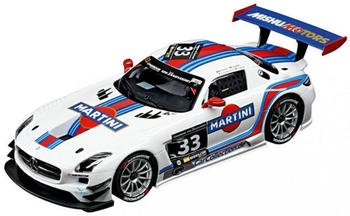 """Carrera Digital 124 Mercedes-Benz SLS AMG GT3 """"Martini No.33"""", Hankook 12H Zandvoort"""