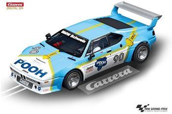 """Carrera Digital 124 BMW M1 Procar """"Sauber Racing, No.90"""", Norisring 1980"""