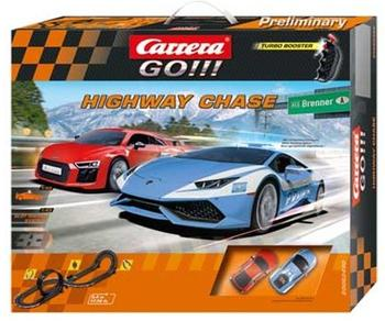 Carrera Go!!! Highway Chase (62430)