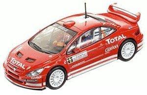 "Carrera Evolution Peugeot 307 WRC ""Rallye Monte Carlo 2004"" (25731)"