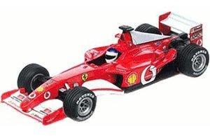 """Carrera Evolution Ferrari F2002 V10 """"No. 2"""" (25707)"""