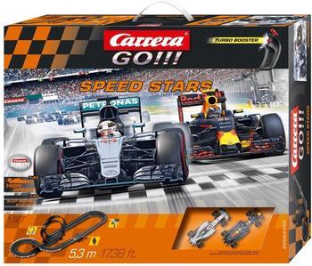 Carrera Go!!! Speed Stars (62425)