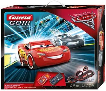 Carrera Go!!! Disney/Pixar Cars 3 Finish First! (62418)
