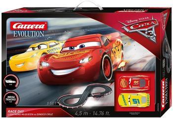 Carrera Evolution Disney/Pixar Cars 3 Race Day (25226)