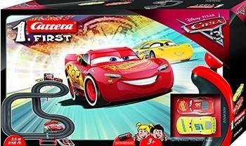 Carrera First - Disney Pixar Cars (20063011)