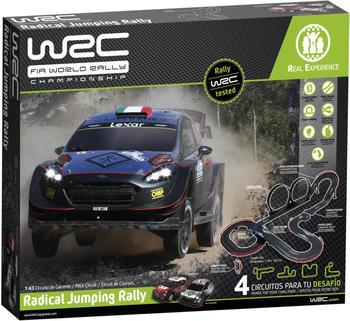 WRC Radical Jumping Rally