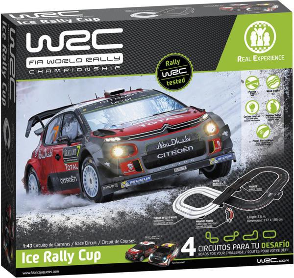 WRC Ice Rally Cup
