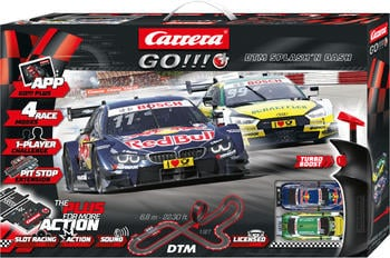 Carrera Go!!! DTM Splash ´n dash (20066005)