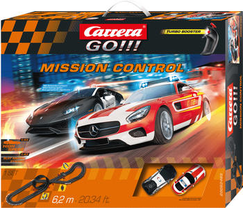 Carrera Go!!! Mission Control