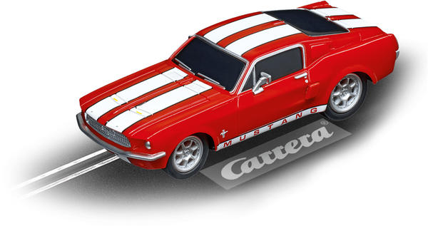 Carrera GO!!! Ford Mustang '67 - Race Red