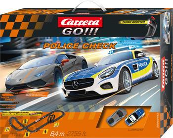 Carrera GO!!! Police Check (20062463)