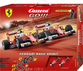 Carrera GO!!! Ferrari Race Spirit