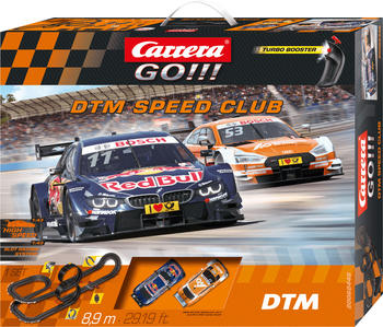 Carrera GO!!! DTM Speed Club