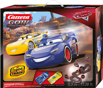 Carrera GO!!! Disney·Pixar Cars - Radiator Springs