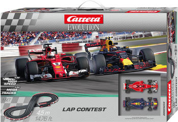 Carrera Evolution Lap Contest