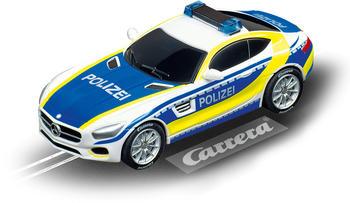 "Carrera Digital 143 Mercedes-AMG GT Coupé ""Polizei"""