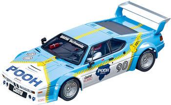 Carrera Digital 132 BMW M1 Procar Sauber racing No.90 Norisring 1980 30830