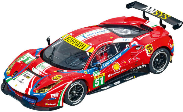 Carrera Digital 132 Ferrari 488 GT3 AF Corse No. 51 30848