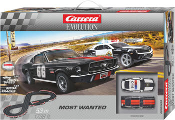 Carrera Evolution Most Wanted
