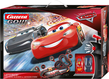 Carrera RC Carrera Go!!! Disney Pixar Cars Let's Race!