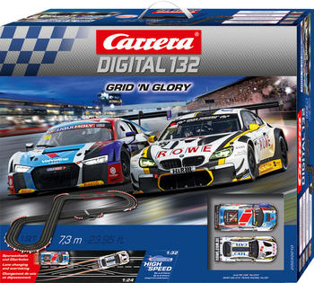 Carrera Digital 132 Grid 'n Glory