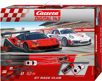 Carrera Digital 143 GT Race Club