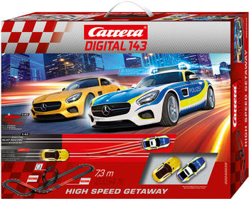 Carrera Digital 143 High Speed Getaway