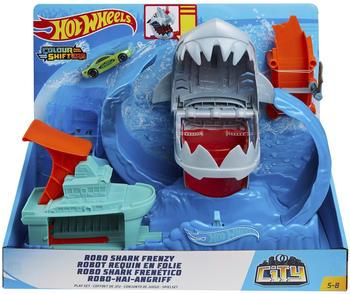 Hot Wheels Robo-Hai-Angriff