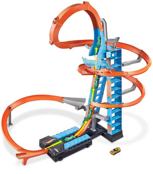 Hot Wheels Himmelscrash-Turm