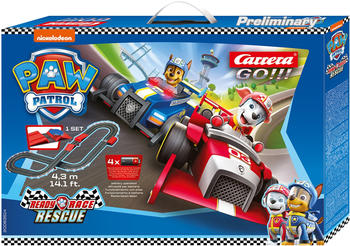 Carrera RC Paw Patrol - Ready Race Rescue