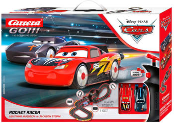 Carrera Disney-Pixar Cars - Rocket Racer (62518)
