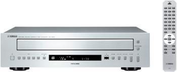 Yamaha CD-C600 silber