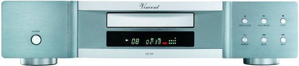 Vincent CD-S4 silber