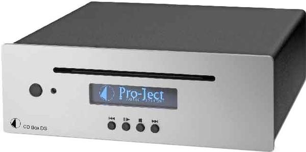 Pro-Ject CD Box DS Silber