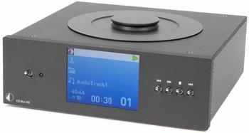 Pro-Ject CD Box RS schwarz