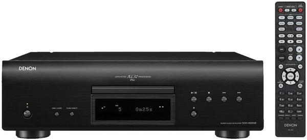 Denon DCD-1600NE schwarz