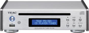 Teac PD-301DAB silber