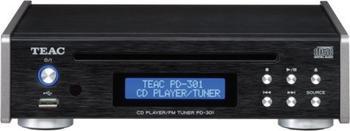 Teac PD-301DAB schwarz