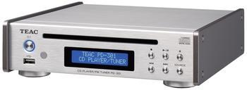 Teac PD 301 silber