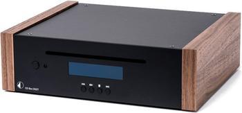 Pro-Ject CD Box DS2T Walnuss/Schwarz