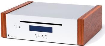 Pro-Ject CD Box DS2T Rosenholz/Silber