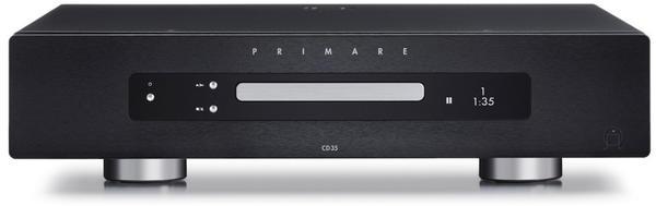 Primare CD35 schwarz